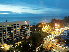 Holiday Inn Penang exterior view