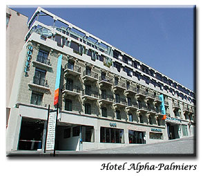 Hotel Alpha-Palmiers