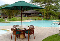 Lake Naivasha Lodge Pool
