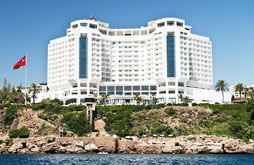 Dedeman Antalya exterior view