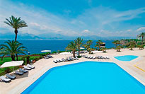 Dedeman Antalya swimming pool
