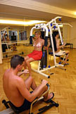 Fantasia Deluxe fitness center