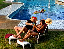 Nos Ginosar outdoor pool