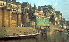 Palaces on the Ganges River