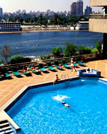 Ramses Hilton Outdoor pool
