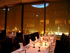 Ramses Hilton Panoramic Restaurant