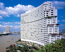 Shangri-La Hotel, Bangkok and the Chao Phraya River