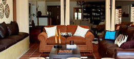 Shiduli Lodge lounge