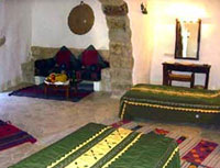 Petra Taybet Zaman guest room