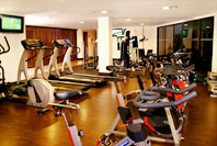 Sheraton Quito fitness center