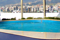Sheraton Quito pool