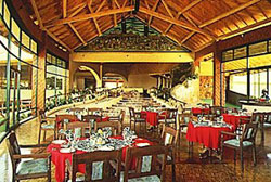 Tarangire Sopa Lodge Dining