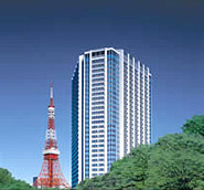 Tokyo Park Tower exterior view