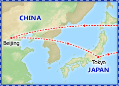 Beijing & Tokyo: A Sale of Two Cities tour itinerary