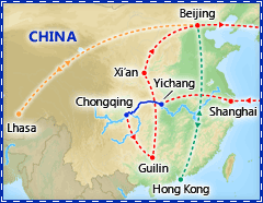Best of China tour itinerary