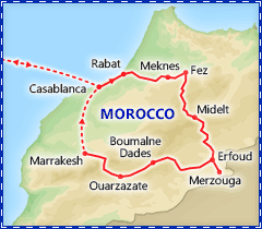 Best of Morocco itinerary
