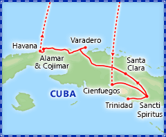 Captivating Cuba tour itinerary for 2017 departures