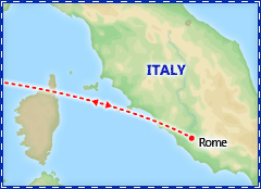 Rome & Holy See tour itinerary