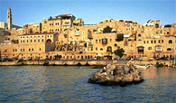 Jaffa Port  © Israel Ministry of Tourism