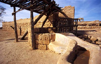 Ancient well in old Beer Sheva  © IMOT