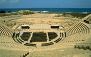 Roman Theater at Caesarea