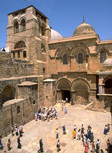 Church of the Holy Sepulchur, Jerusalem