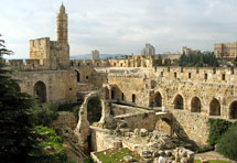 Tower of David, Old City, Jerusalem