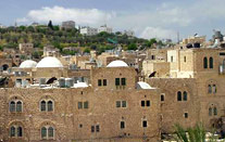 Hebron Old City & Settlement