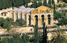 Mount of Olives Gethsemane