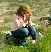 Praying in Shiloh