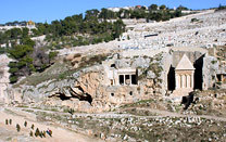 Mount of Olives & Kidron Valley, Jerusalem