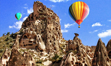 14-Day Turkey Escorted Tour w/ Int'l Air