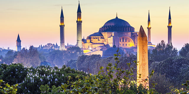 Istanbul, Athens & 6 Day Cruise