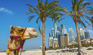 4 Nights 5-Star Hotel in Dubai w/Air & More!