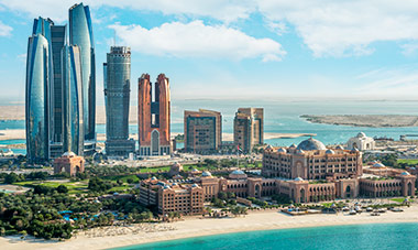 6 Nights 5-Star Hotels in Dubai & Abu Dhabi, $400 off