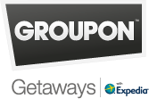 Groupon Getaways with Expedia