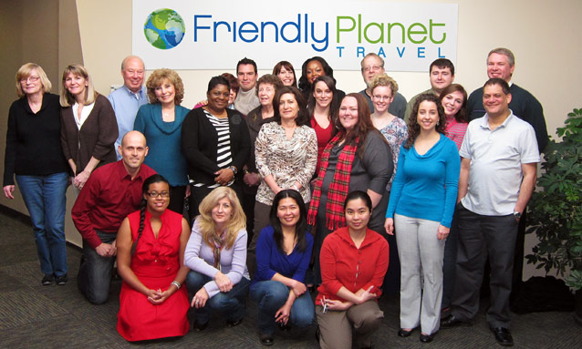 Friendly Planet Travel Staff