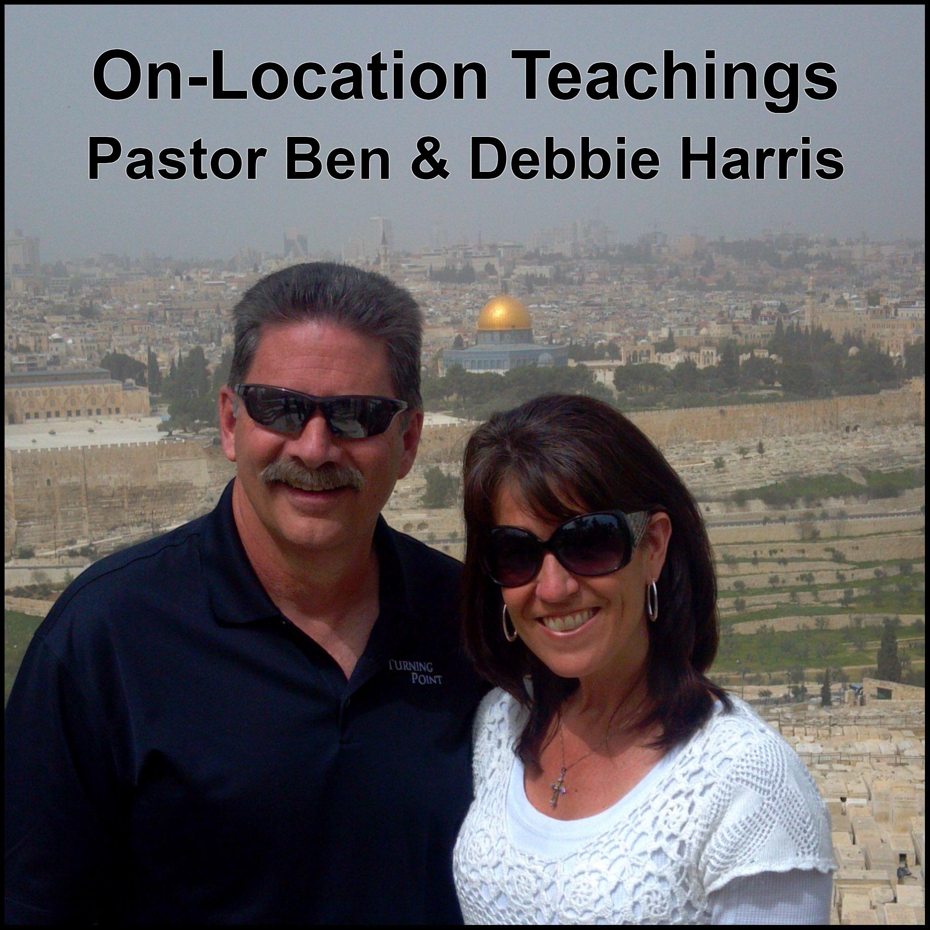 Paster Ben & Debbie Harris