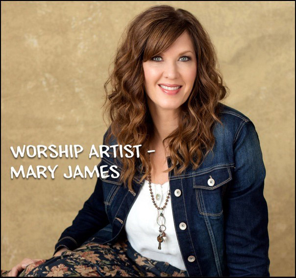 Worship Artist Mary James