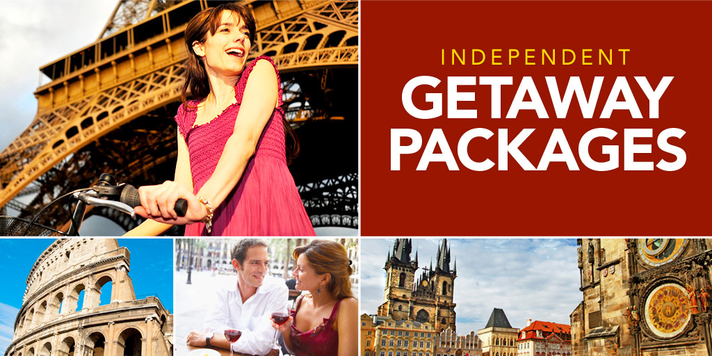 Independent Getaway Packages