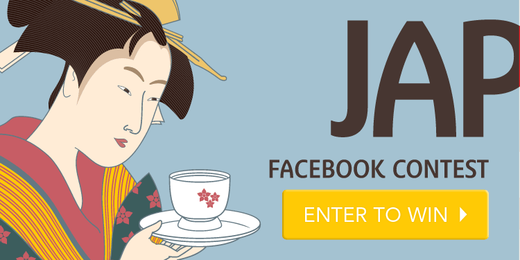 Japan Facebook Contest: enter to win