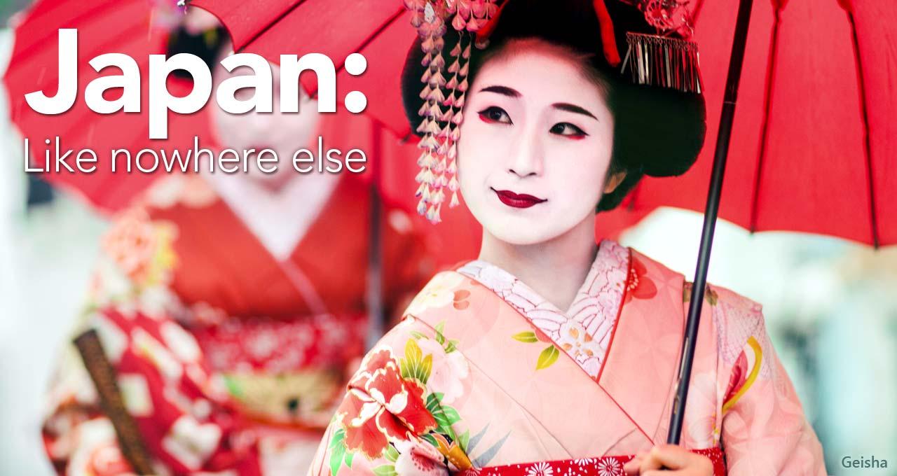 Japan: like nothing else