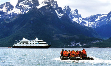 Patagonia Cruise: Argentina & Chile w/ Air, $600 off