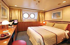 Costa Allegra Oceanview Cabin