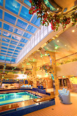 Costa Serena indoor pool