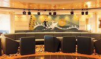 MSC Armonia Piano Bar