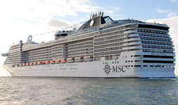 MSC Fantasia  © MSC Cruises