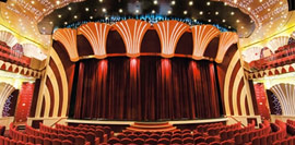 Musica theater  © MSC Cruises