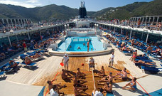 MSC Orchestra deck & pool