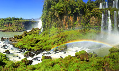 Machu Picchu & Iguazu Falls Tour w/ Air, $300 off